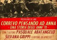 Presentazione libro Abatangelo a Bologna