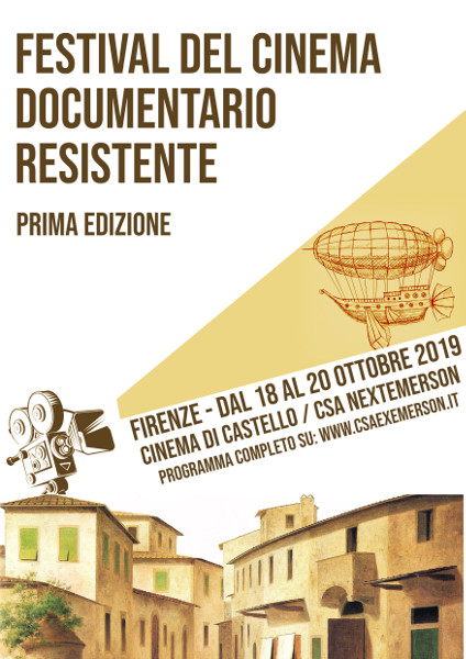 Festival del Cinema Documentario Resistente